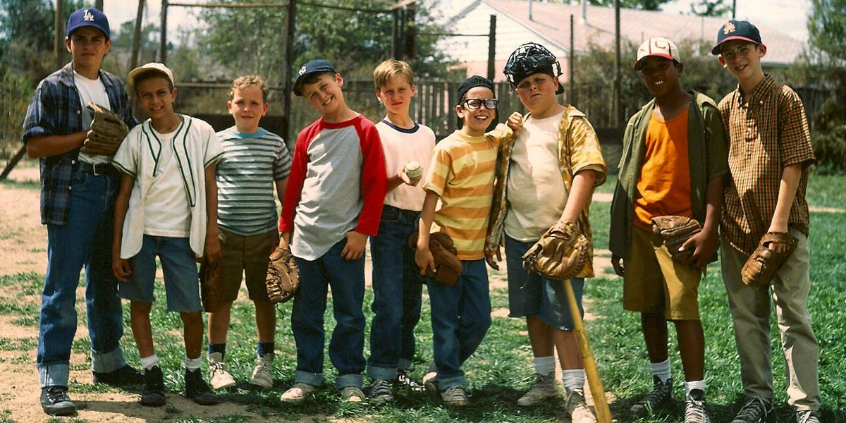 The Sandlot Movie cast